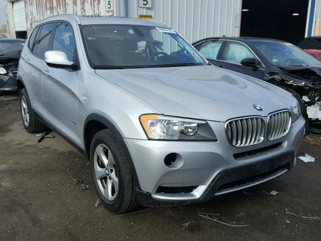2011 BMW X3 XDRIVE2 30L