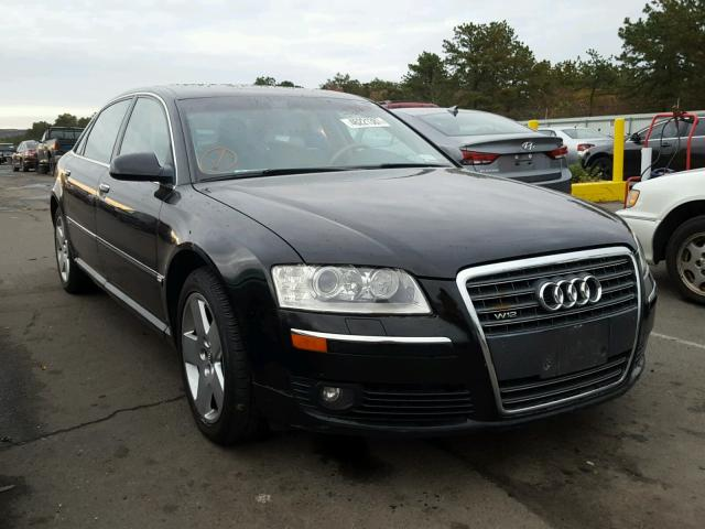 auto auction ended on vin waumr44e55n013290 2005 audi a8 l w12 q in ny long island. Black Bedroom Furniture Sets. Home Design Ideas