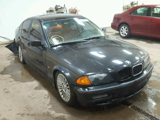 1999 BMW 323I 2.5L