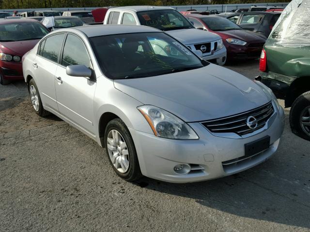 Auto Auction Ended On Vin 1n4al2ap9cc156632 2012 Nissan Altima Bas In Ok Oklahoma City