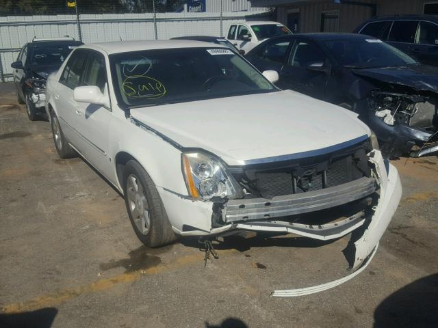 Auto auction ended on vin 1g6kd57y57u191944 2007 cadillac dts in 2007 cadillac dts 46l sciox Images
