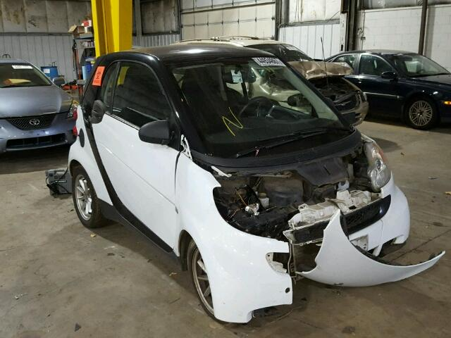 2009 SMART FORTWO 1.0L