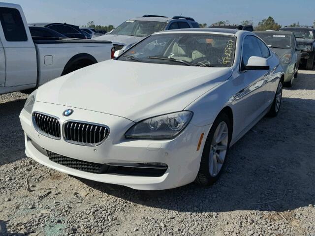 BMW I Photos Salvage Car Auction Copart USA - 640 i bmw