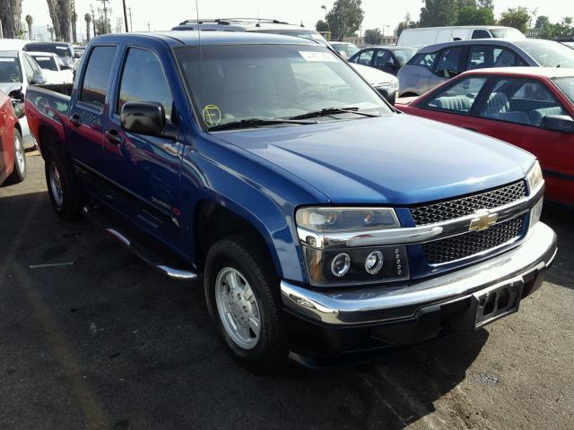 2005 CHEVROLET COLORADO 3.5L