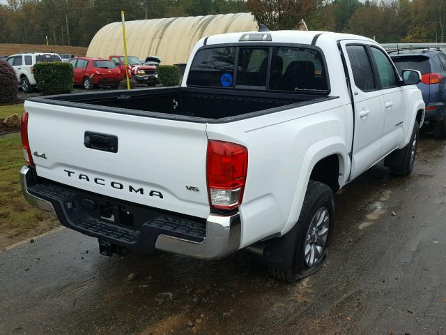 5tfcz5an9hx103396 2017 white toyota tacoma dou on sale in sc greer lot 46360407. Black Bedroom Furniture Sets. Home Design Ideas