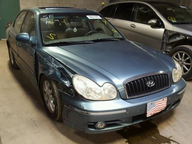 2005 HYUNDAI SONATA 2.7L