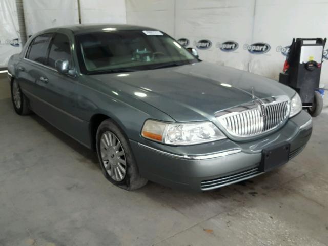 2004 LINCOLN TOWN CAR E 4.6L