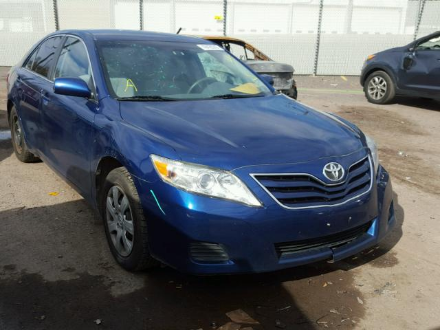 2011 TOYOTA CAMRY BASE 2.5L