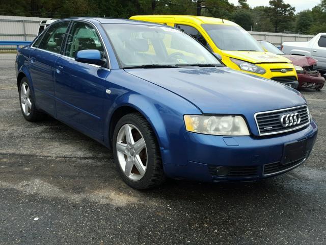 2004 AUDI A4 3.0 QUA 3.0L