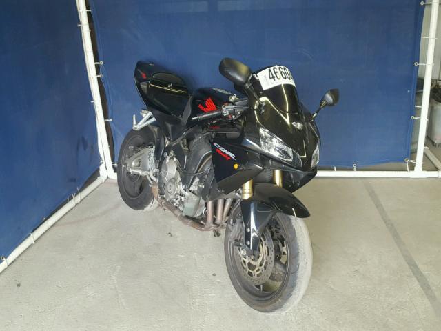 2006 HONDA CBR600 RR 4