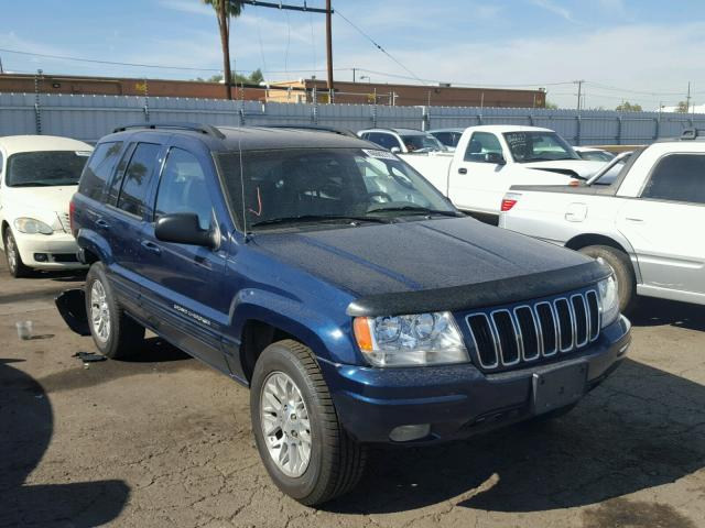 2002 jeep grand cherokee limited for sale az phoenix mon nov 20 2017 used salvage cars copart usa copart