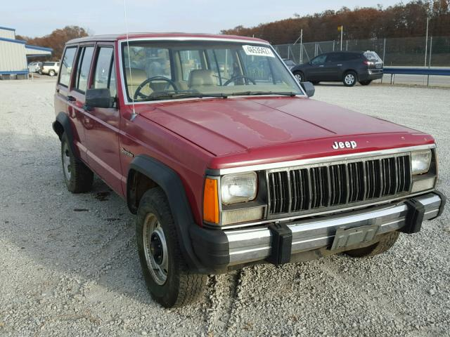 1989 jeep cherokee for sale mo springfield salvage cars copart usa. Black Bedroom Furniture Sets. Home Design Ideas