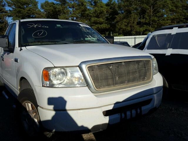 2006 FORD F150 4.2L