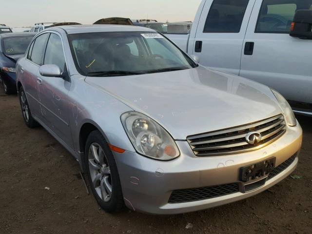 2005 INFINITI G35 3.5L