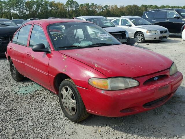 Auto Auction Ended on VIN: 3FAFP13P51R221041 2001 Ford Escort in TX -  Houston