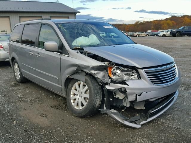 2013 CHRYSLER TOWN & COU 3.6L