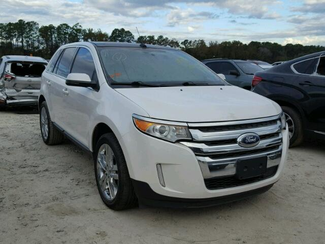 2013 FORD EDGE LIMIT 3.5L