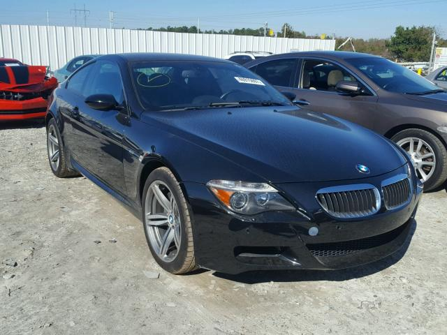 Auto Auction Ended On VIN WBSEHB BMW M In GA - 2006 bmw m6 sale
