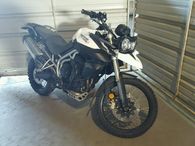 2011 TRIUMPH MOTORCYCLE TIGER 3