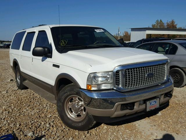 Auto Auction Ended On VIN FMNUFEB FORD EXCURSION - 2002 excursion