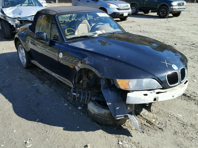 1999 BMW Z3 2.3 2.5L