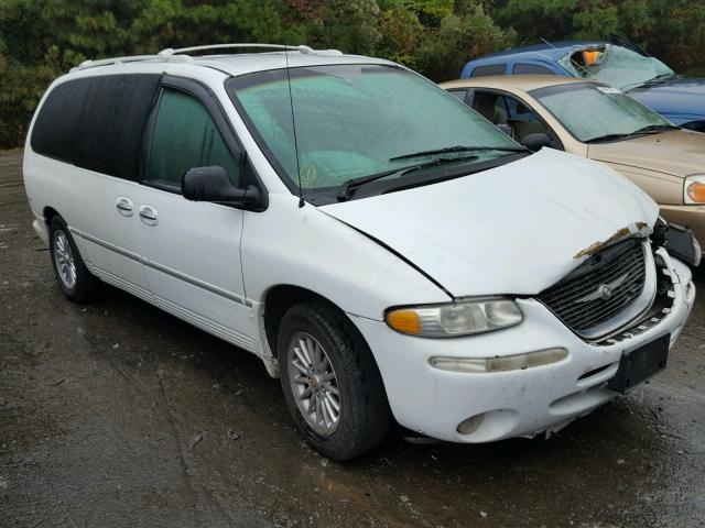 2000 CHRYSLER TOWN & COU 3.8L