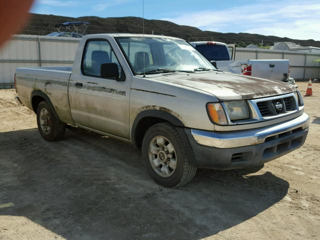 1998 NISSAN FRONTIER 2.4L