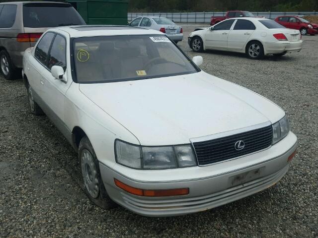 1991 LEXUS LS 4.0L