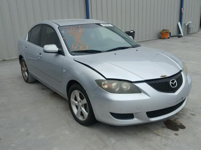 2005 MAZDA 3 I 2.0L
