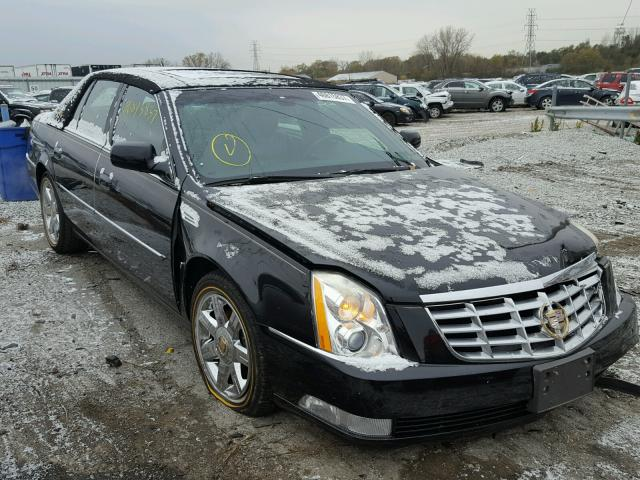 Auto Auction Ended On Vin 1g6kd57yx6u232163 2006 Cadillac Dts In Il