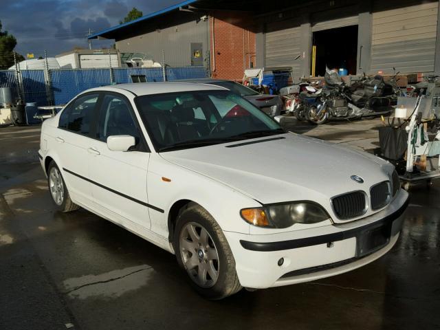2004 BMW 325 I 2.5L