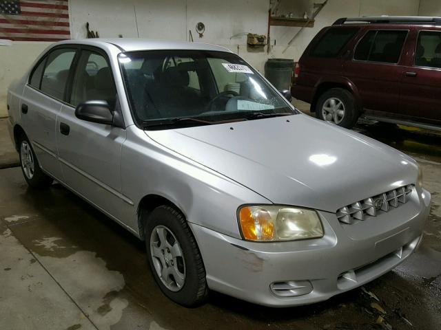 20+ Hyundai 2002 Model