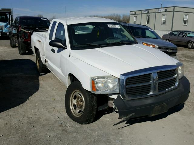 2006 DODGE DAKOTA ST 3.7L