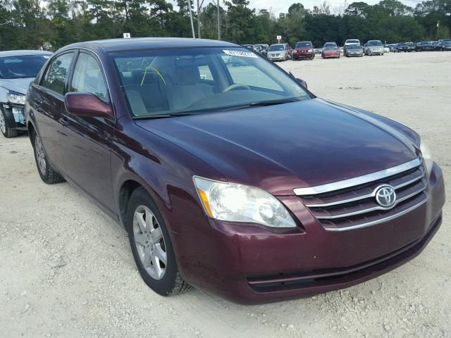 2007 TOYOTA AVALON XL 3.5L