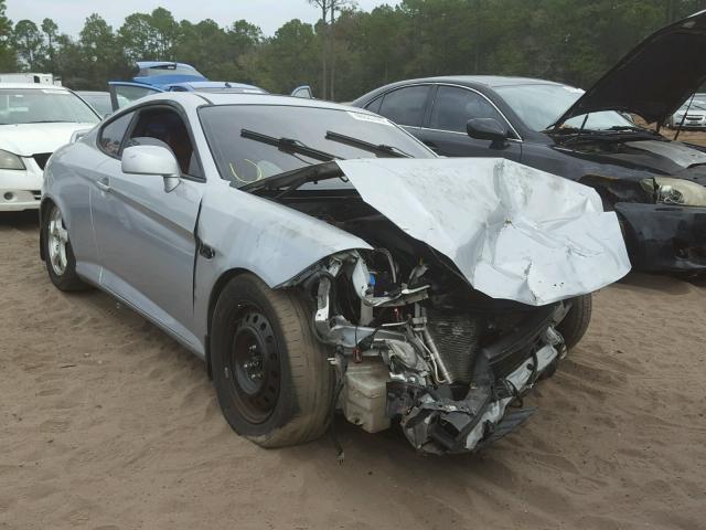 2008 HYUNDAI TIBURON GT 2.7L