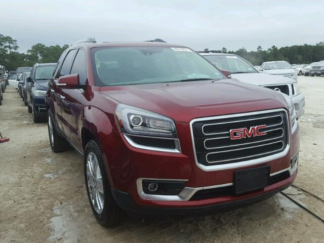 2017 gmc acadia limited slt 2 photos salvage car auction copart usa. Black Bedroom Furniture Sets. Home Design Ideas