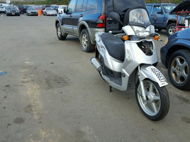 2007 KYMCO USA INC PEOPLE S 1