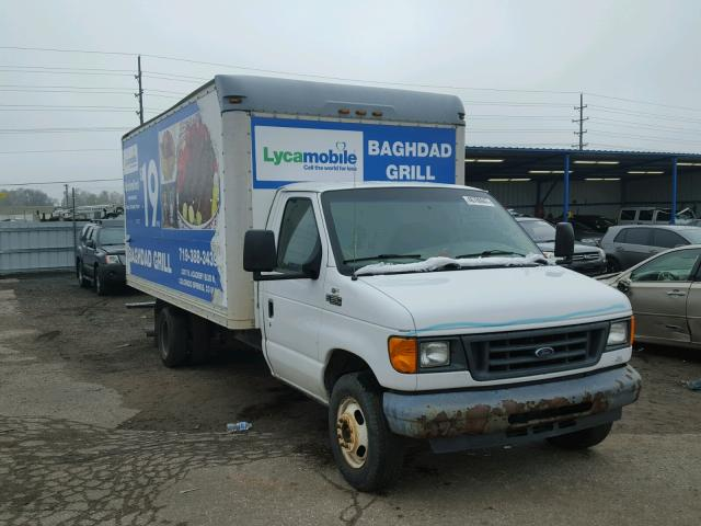 2005 ford econoline e350 super duty cutaway van for sale. Black Bedroom Furniture Sets. Home Design Ideas