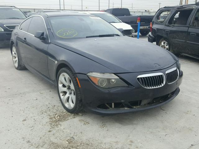 2006 BMW 650 I 4.8L