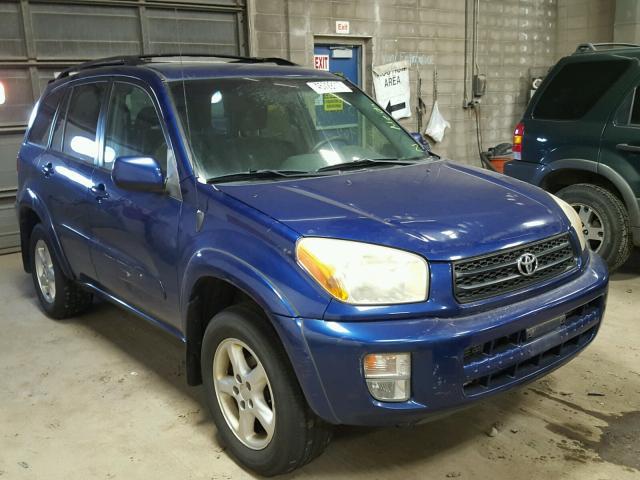 2003 TOYOTA RAV4 2.0L