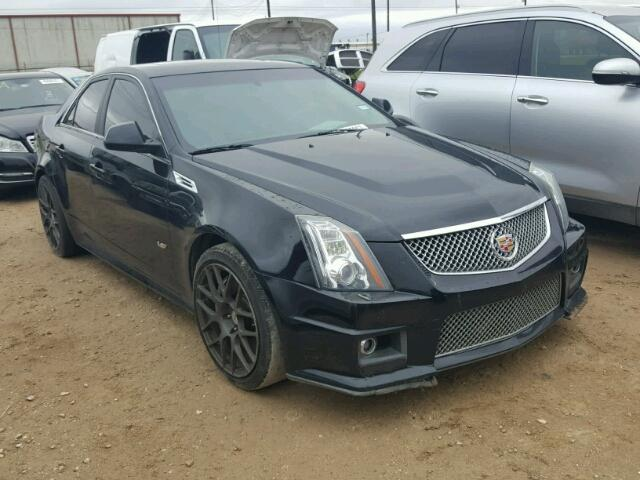 2010 Cadillac Cts V For Sale Tx Houston Salvage Cars Copart Usa