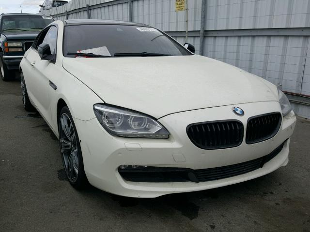 2014 Bmw 640 Xi For Sale Ca Sacramento Salvage Cars