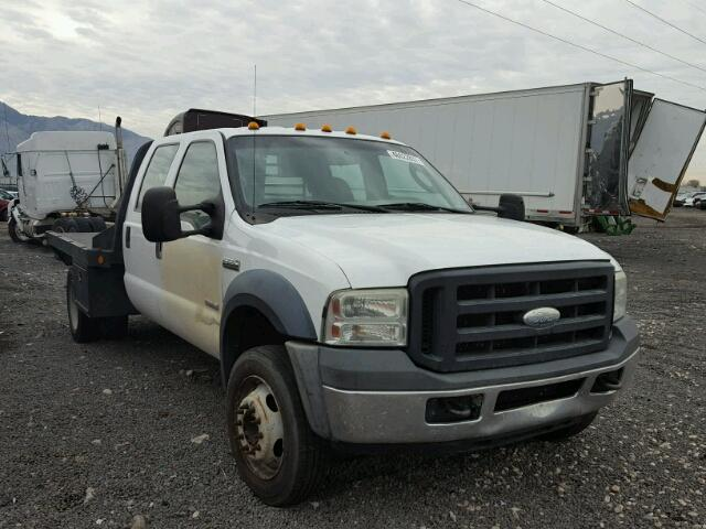 2006 FORD F550 8