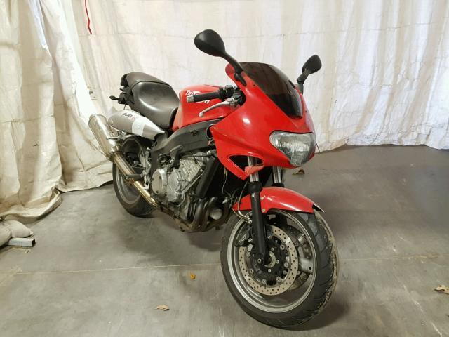 2000 TRIUMPH MOTORCYCLE TT600 4