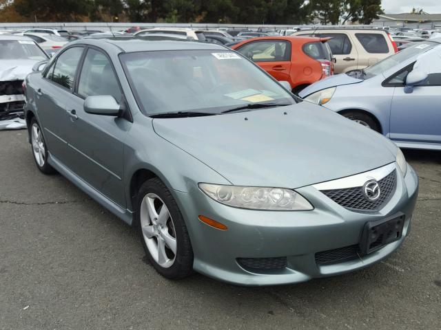 2004 MAZDA 6 I 2.3L
