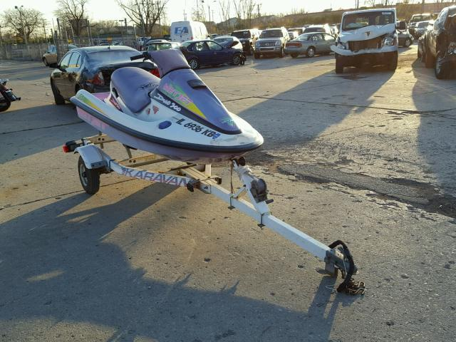 Salvage 1997 Wetj DUO 300 for sale