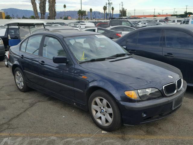 2004 BMW 325 2.5L