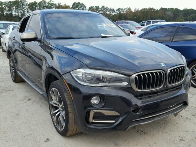 2015 BMW X6 3.0L