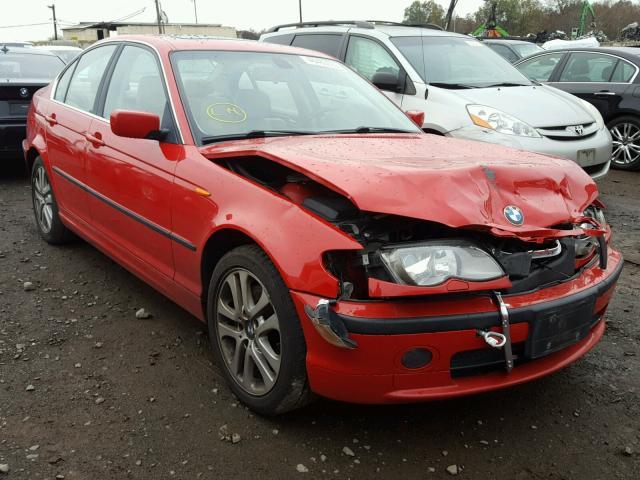 2002 BMW 330 3.0L