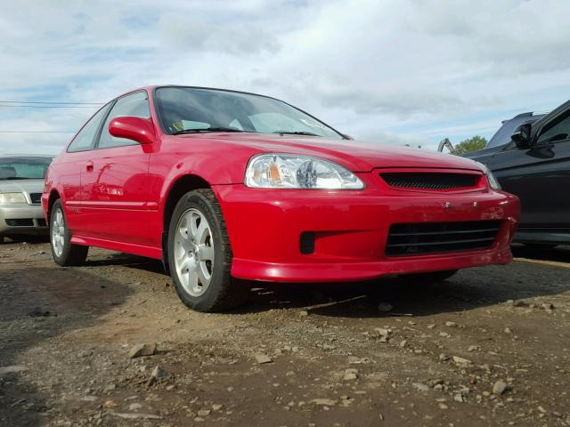 2000 HONDA CIVIC SI 1.6L